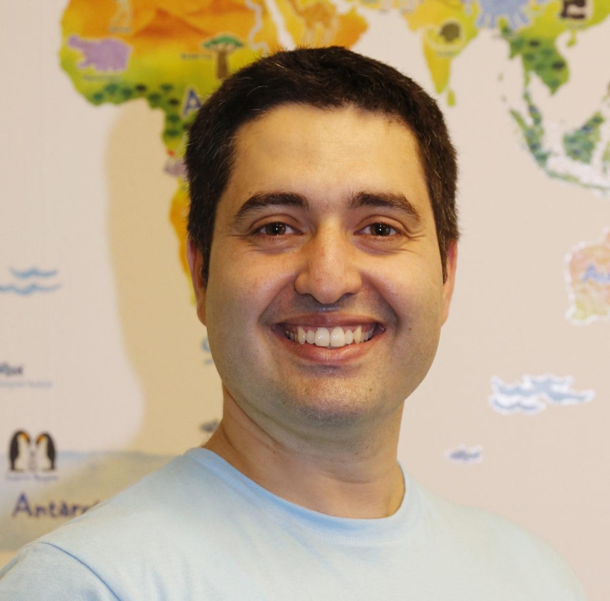 Thomas Ucar, Leiter vom Kids-Team